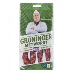 Huls Groninger metworst