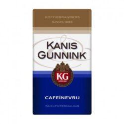 Kanis & Gunnink cafeïnevrije filterkoffie