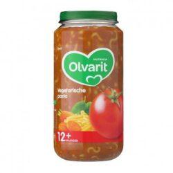 Olvarit Vegetarische pasta 12+ mnd